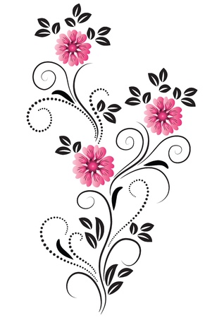 Decorative ornament for vaus design artwork  Stock Vector - 8776183