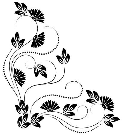 Decorative ornament for vaus design artwork  Stock Vector - 8776640