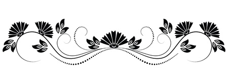 Decorative ornament for various design artwork  Stock Vector - 8776530