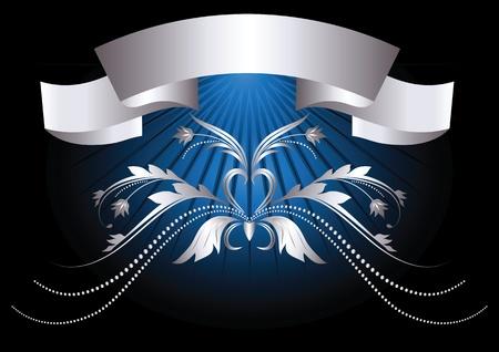 Background with golden ornament for vaus design artwork Stock Vector - 9810055