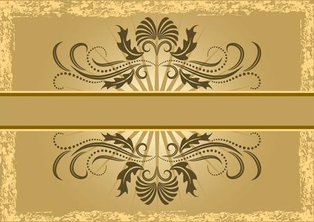 title page: P�gina de t�tulo en estilo retro