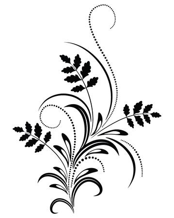 Decorative ornament for vaus design artwork  Stock Vector - 10057297