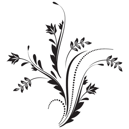 Decorative ornament for various design artwork  Vector