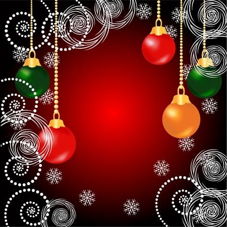 symbolic: Christmas background