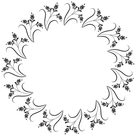 Decorative ornament for various design artwork Stock Vector - 10490588