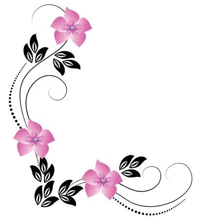 graceful: Decorative ornament for various design artwork