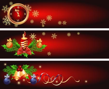 희미한 빛: 촛불, 종소리와 종소리와 함께 크리스마스 배경 설정