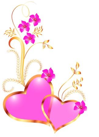 Valentine Day Vektorgrafik