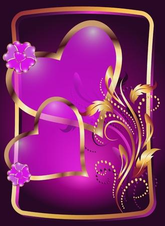 Valentine Day designs Vector