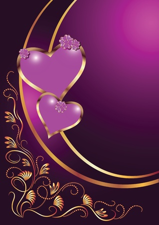 two hearts: Day Valentine