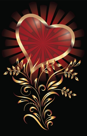 Valentine Day Stock Vector - 12168636