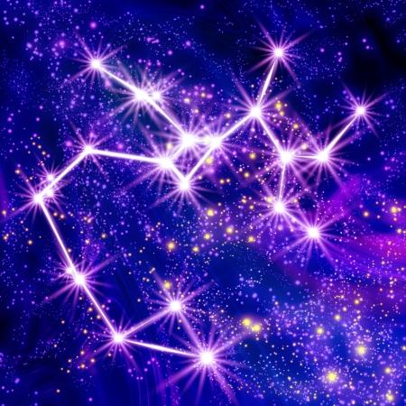 sagitario: Constelación de Sagitario en el cielo