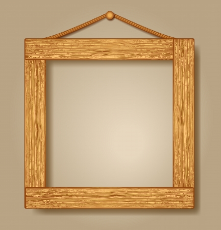 hangs: Design wooden photo frames