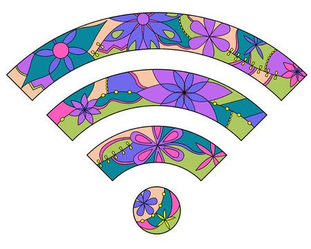 ap: Wi fi sign