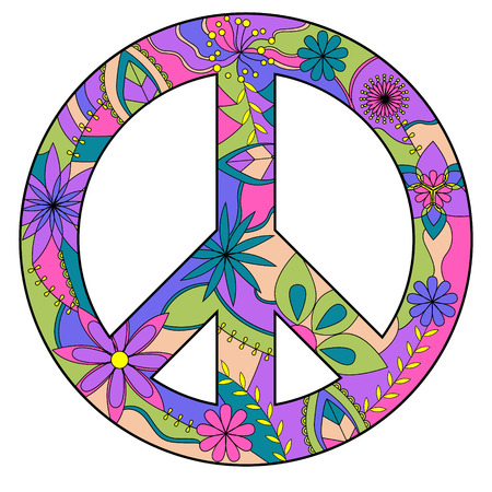 Peace sign Illustration