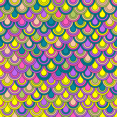 tile pattern: Vector seamless tile pattern Illustration