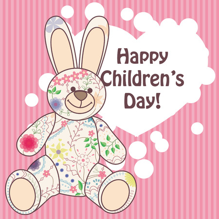 card happy childrens day