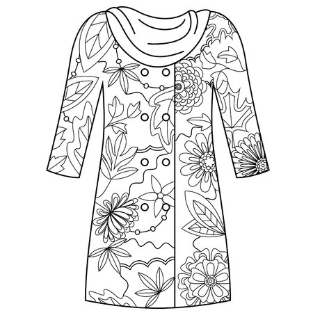 retail therapy: coat coloring