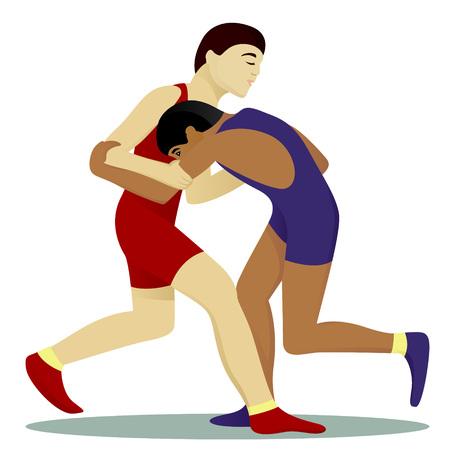 Greko-roman wrestling