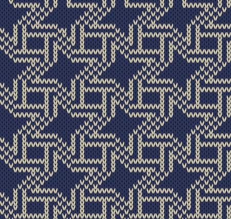 knitted background: Vector punto de fondo