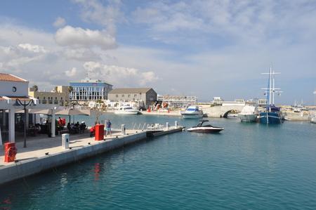 limassol: Limassol Marina Editorial