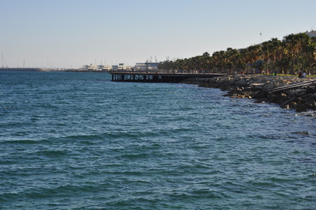 limassol: Limassol Beach