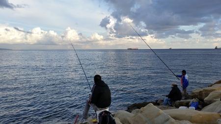 beachfront: Limassol Beach