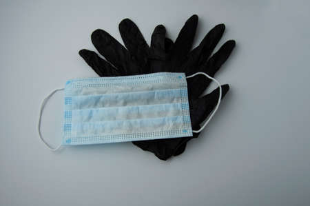 Protection Blue Medical Face Mask
