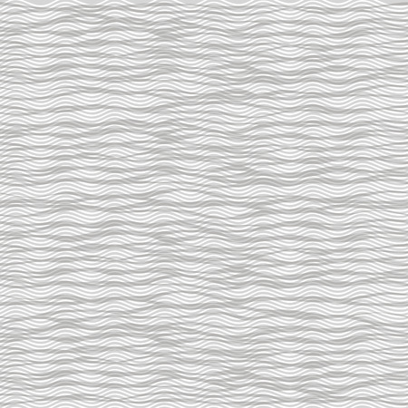 aqueous: Reticolo astratto senza giunte in bianco e nero con le onde Vettoriali