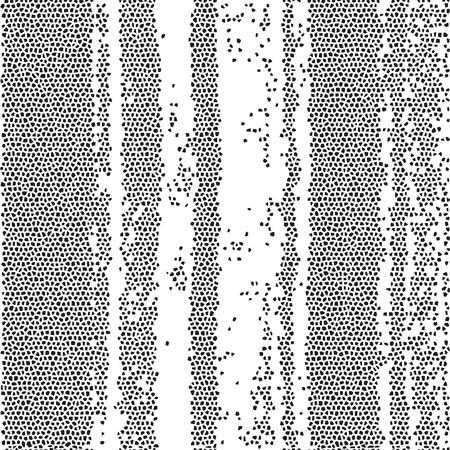 シームレスな抽象的な白黒パターン。  イラスト・ベクター素材