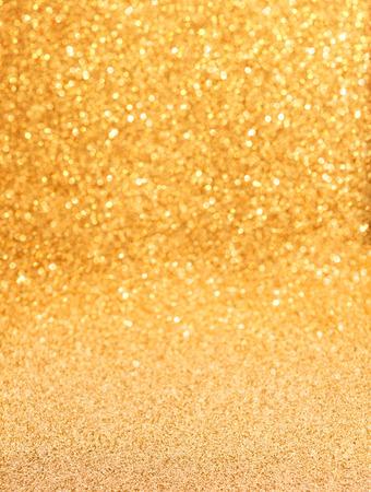 golden: golden glitter background