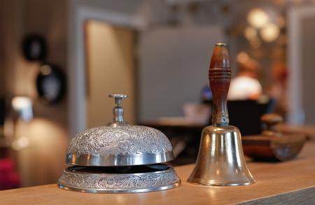 Vintage hotel bell