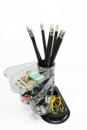 Abteile: Multipurpose Kunststoffkoffer mit mehreren F�chern mit n�tzlichen Office-Tools
