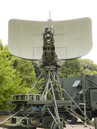 capabilities: Modern military radar with long range target localization capabilities and ground station power unit