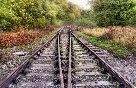 rail Stock Photo - 6192209