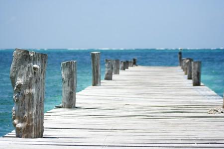 playa blanca: Mexico