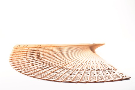 Indonesia traditional fan