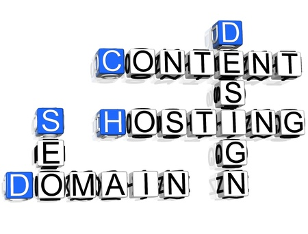 Seo Marketing Crossword photo