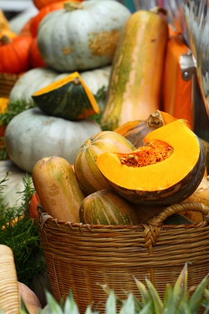 Fresh vegetables on Salamanca Market , Tasmania, Australia. Stock Photo - 9569878