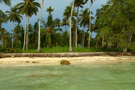Colombian Caribean Coast Stock Photo - 10393004