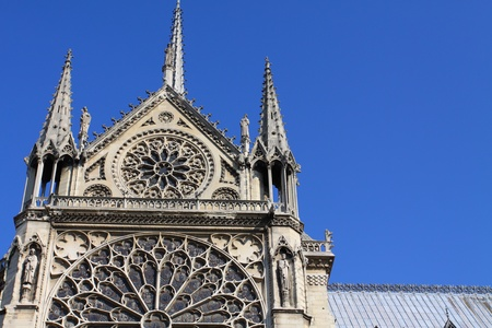 Notre Dame Cathedral - Paris photo