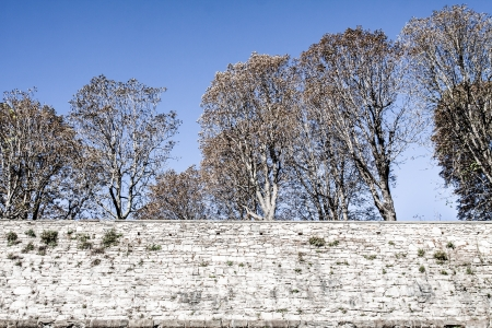 Old european street, Bergamo, Italy ( HDR image ) Stock Photo - 17231232