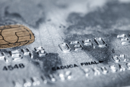 Credit card-financial background  Stock Photo - 17481892