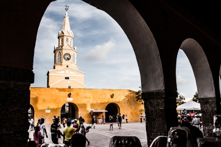 Cartagena de Indias, Colombia photo