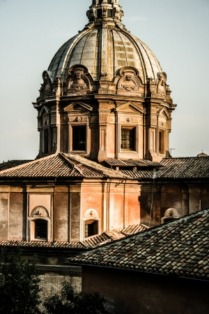 View of Rome, Italy Stock Photo - 17780644