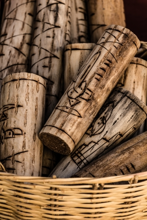panpipe: Authentic south american panflutes