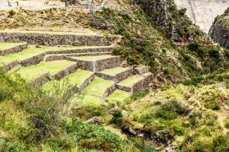 pisaq: Peru, Pisac (Pisaq) - Inca ruins in the sacred valley in the Peruvian Andes