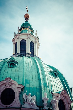 St. Charless Church (Karlskirche), Vienna  photo