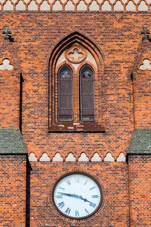 St. Peter's Church in Copenhagen, Denmark Banco de Imagens