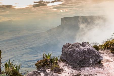 The view from the plateau of Roraima on the Grand Sabana - Venezuela, Latin America photo
